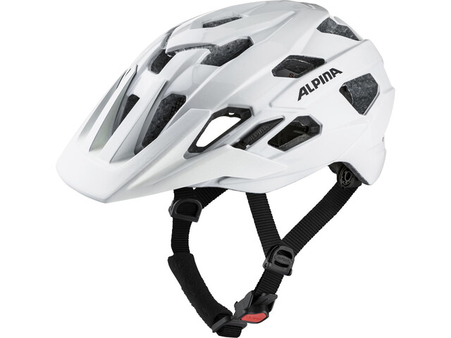 Alpina Alpina Anzana Casque, white